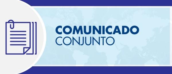 Comunicado conjunto de Argentina, Brasil, Chile, Colombia, Costa Rica, Guatemala, Honduras, México, Paraguay, Perú y Uruguay